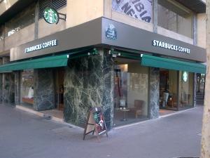 Starbucks saint charles