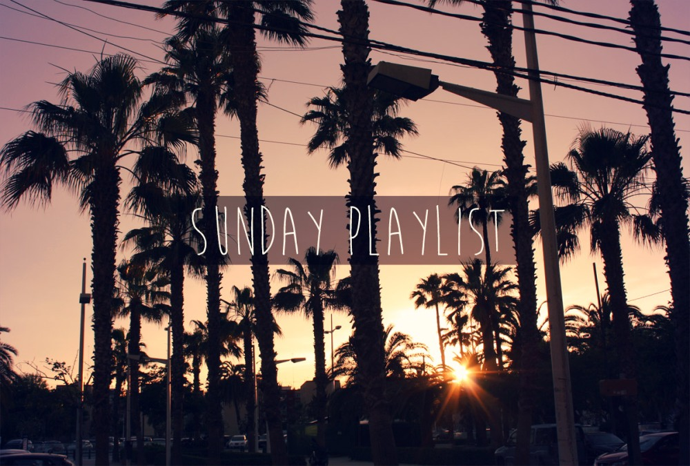 sunday playlist